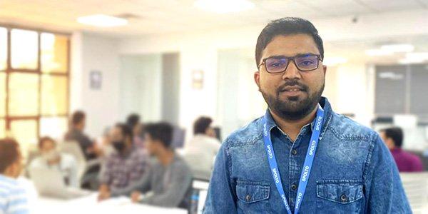 Vishal K  - Developer | GO MO Group