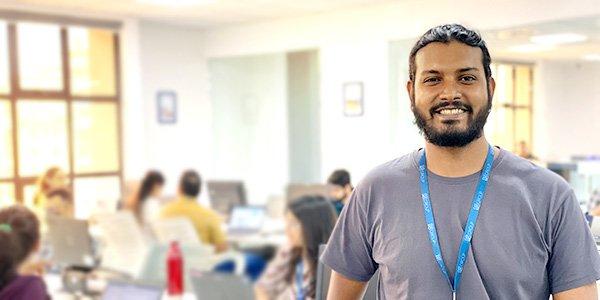 Ashish - UI Designer | GO MO Group